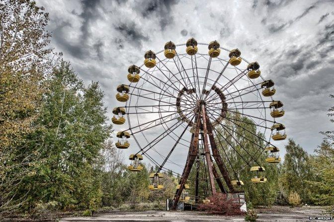 Cartolina da Pripyat, 29 anni dopo il Disastro di Chernobyl | Video | Freading