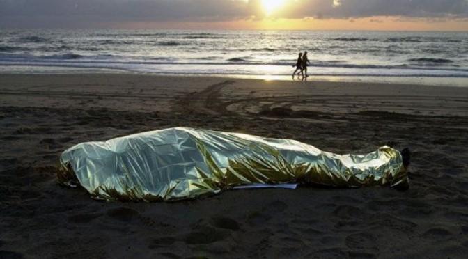Juan Medina Fotografa le Tragedie del Mediterraneo | Freading
